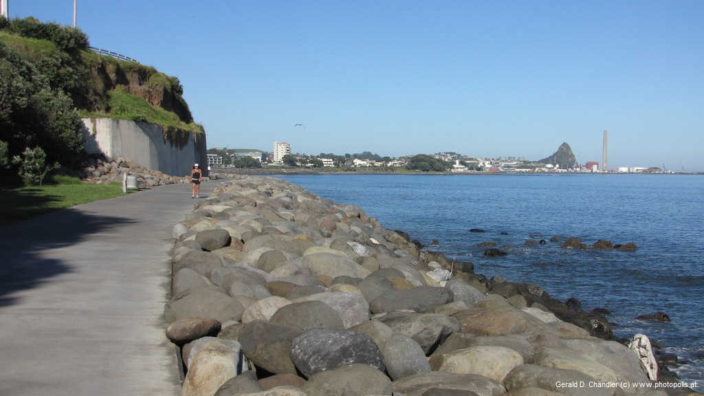 New Plymouth Waterfront Walk